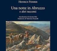 Un notte in Abruzzo e altri racconti